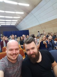 Oleksiy Menzatov Visited Kingdom of God Church 6
