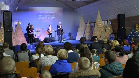 Christmas Celebration in Church 6