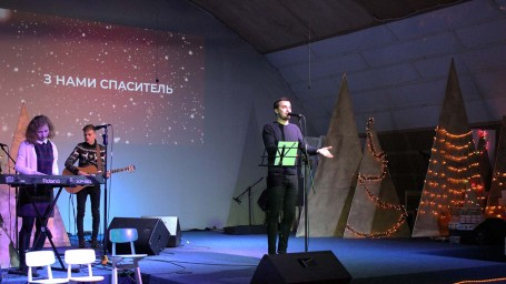 Christmas Celebration in Church 25