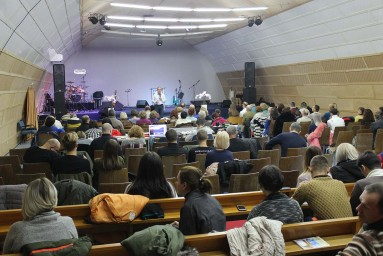 "Conference of the ""Kingdom of God"" in Ukraine 19"