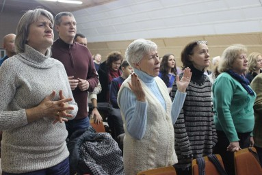 "Conference of the ""Kingdom of God"" in Ukraine 15"