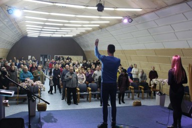 "Conference of the ""Kingdom of God"" in Ukraine 14"